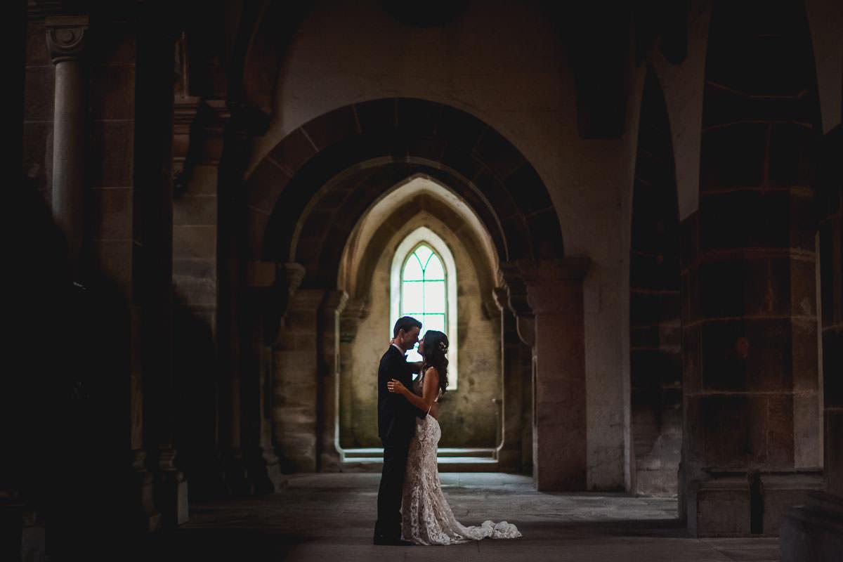 Hochzeitsfotografie Kloster Maulbronn