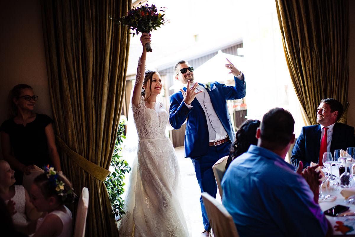 Hochzeitsfeier Schloss Eberstein