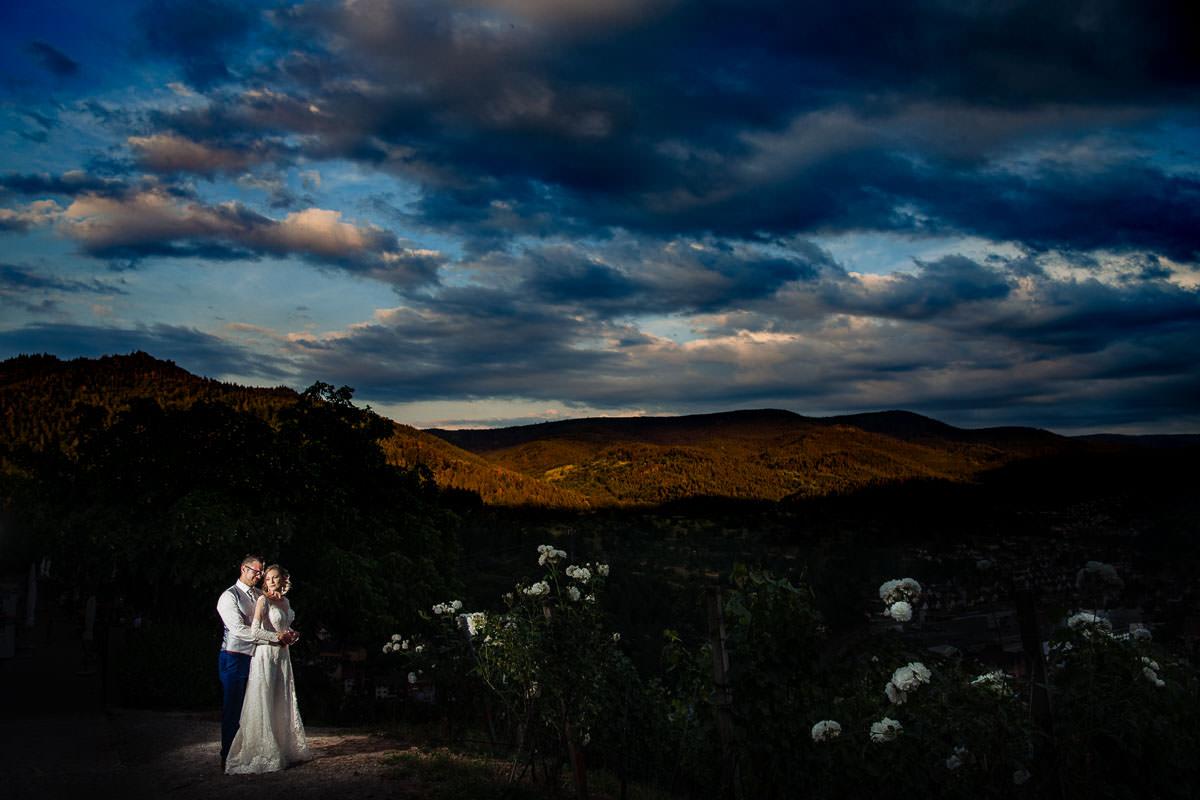 Hochzeitsfotograf für Hochzeit auf Schloss Eberstein