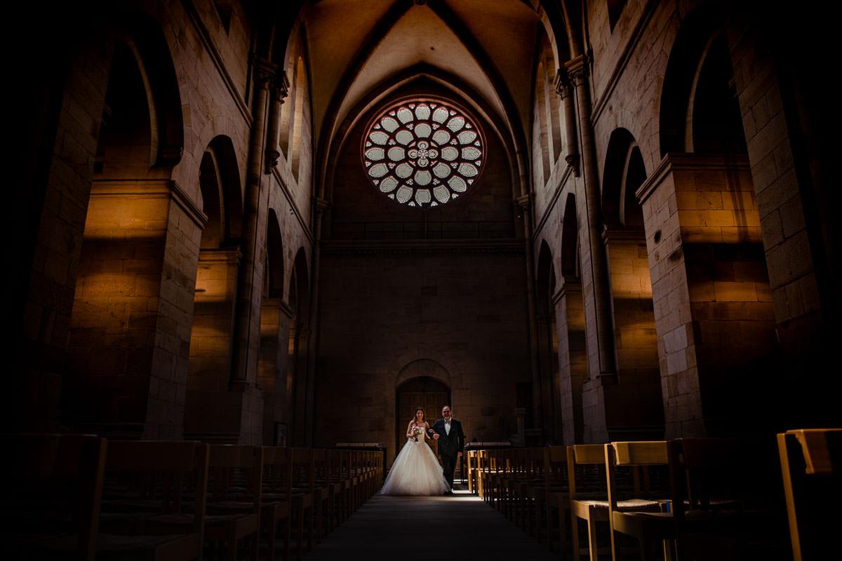 Hochzeit Abteikirche Otterberg
