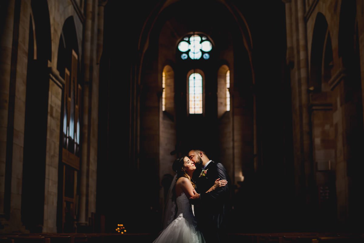 Hochzeitsfotograf Kaiserslautern Kirche