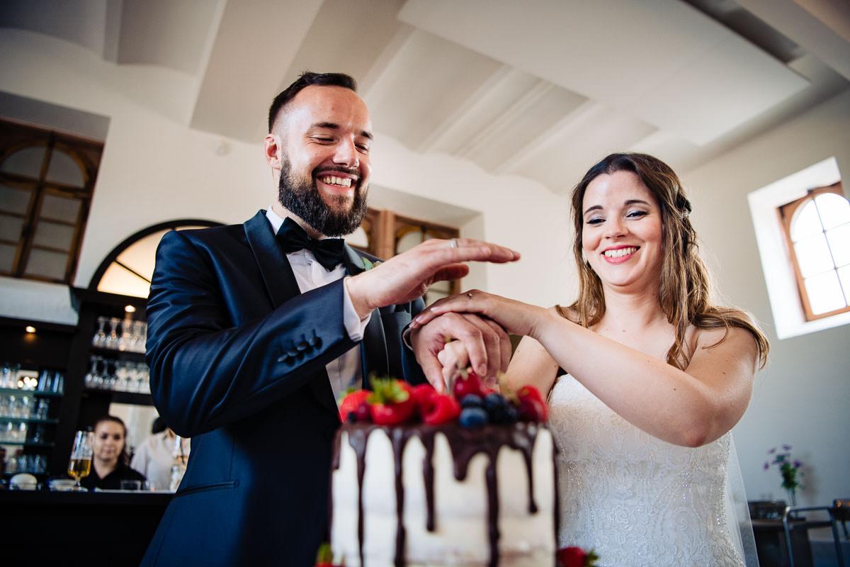Hochzeitsfeier Brauhaus an der Gartenschau