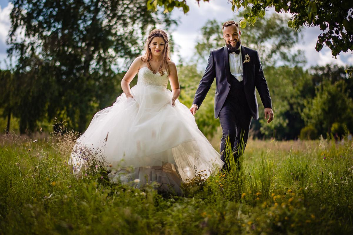 Hochzeit in Kaiserslautern an der Gartenschau