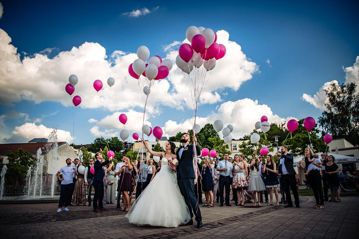 Hochzeitsreportage Kaiserslautern im Brauhaus an der Gartenschau