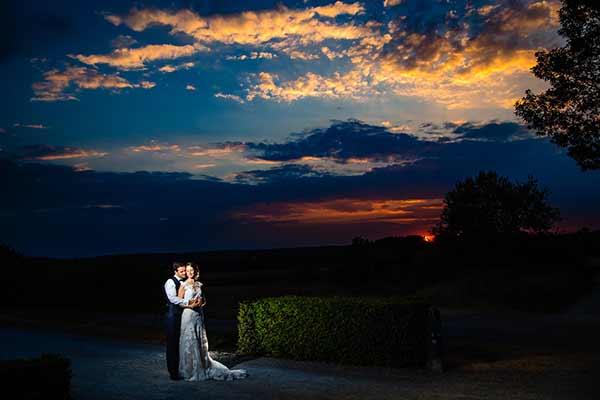 Hochzeit in Belgien