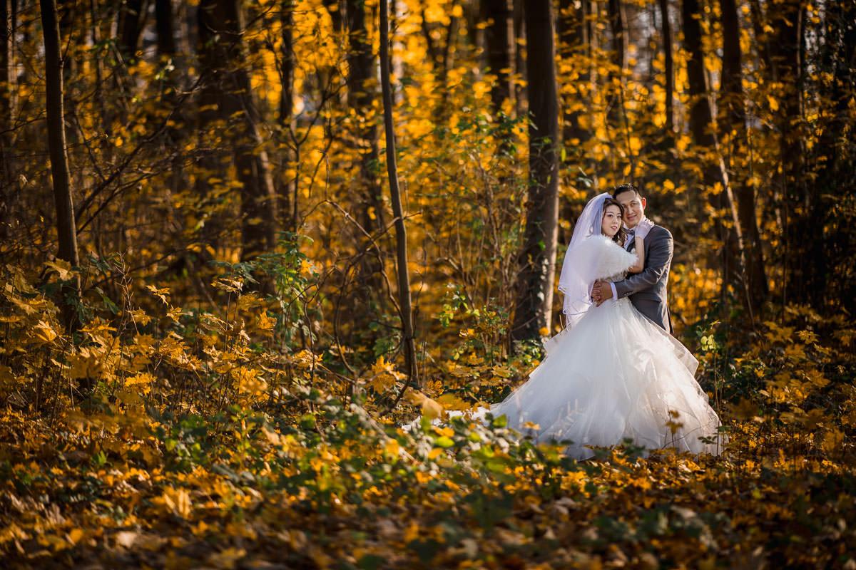 Hochzeitsfotografie Rosenhöhe Darmstadt