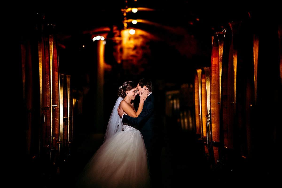 Heiraten im Weingut