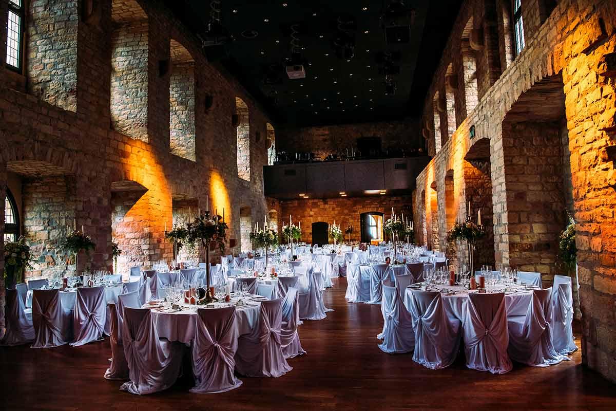 Hochzeitslocation Hambacher Schloss