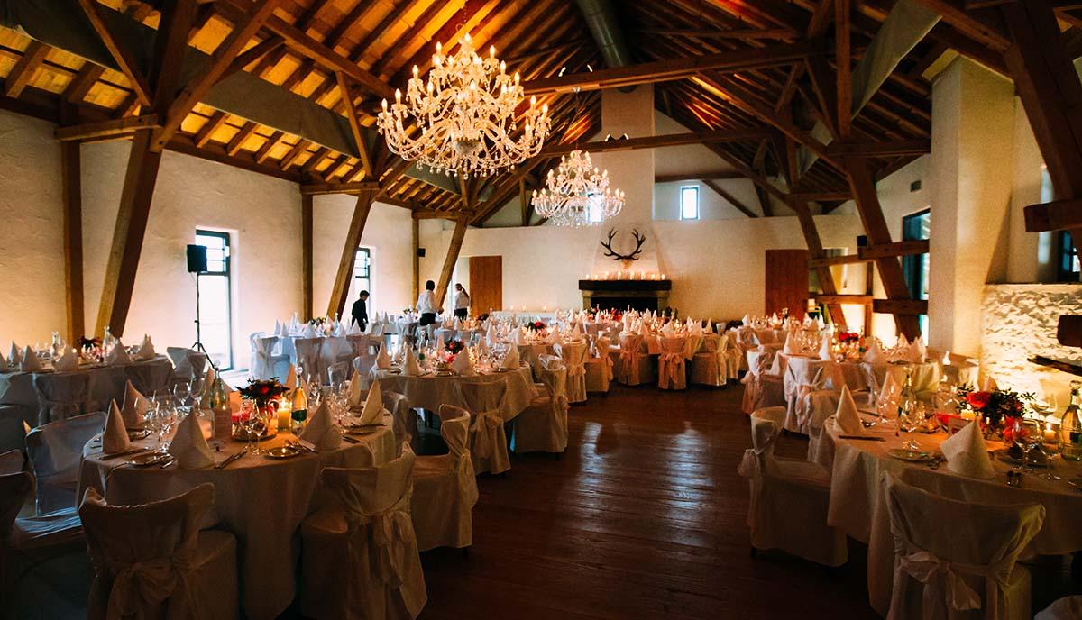 Hochzeitslocation Maisenburg