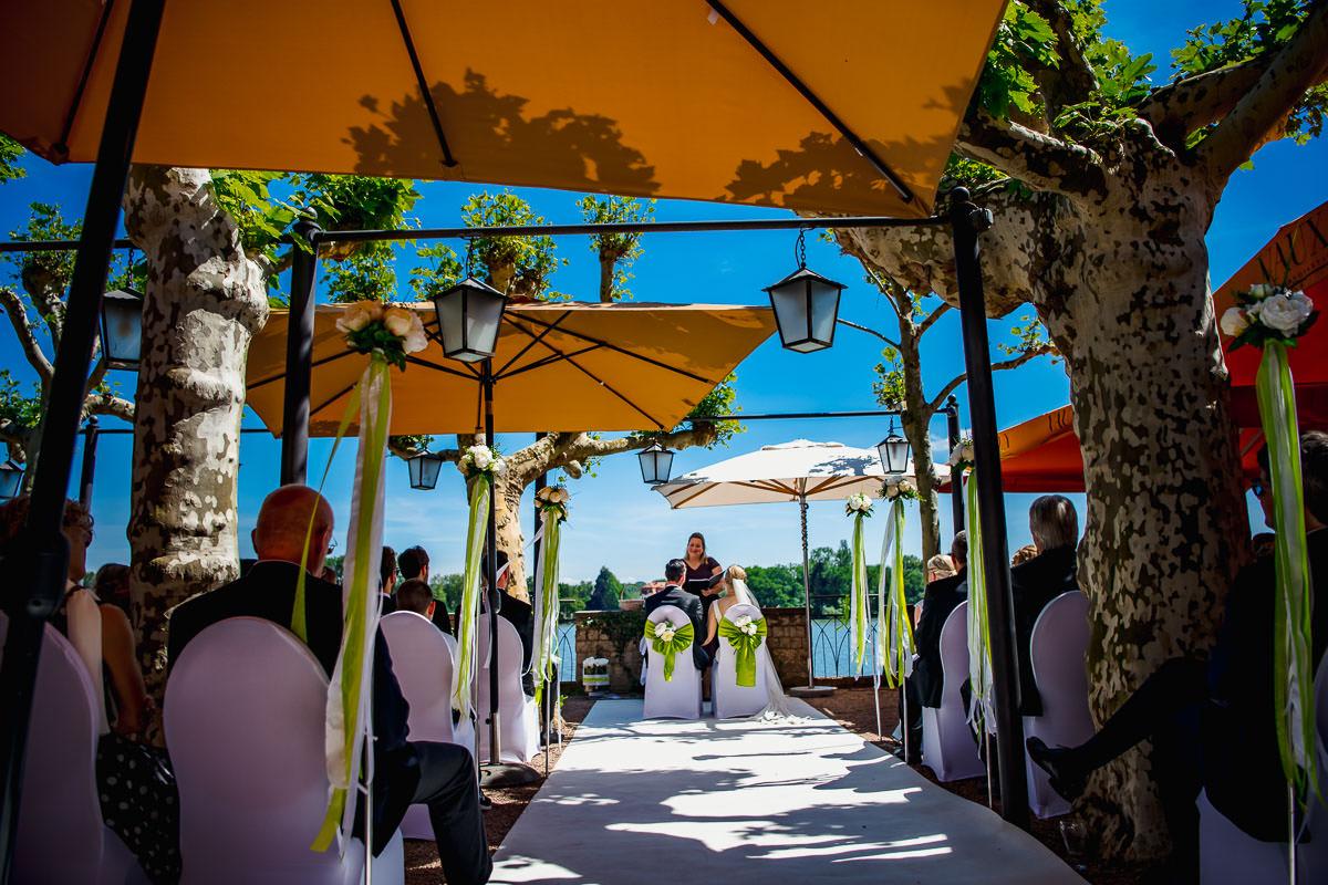 Burg Crass Hochzeit