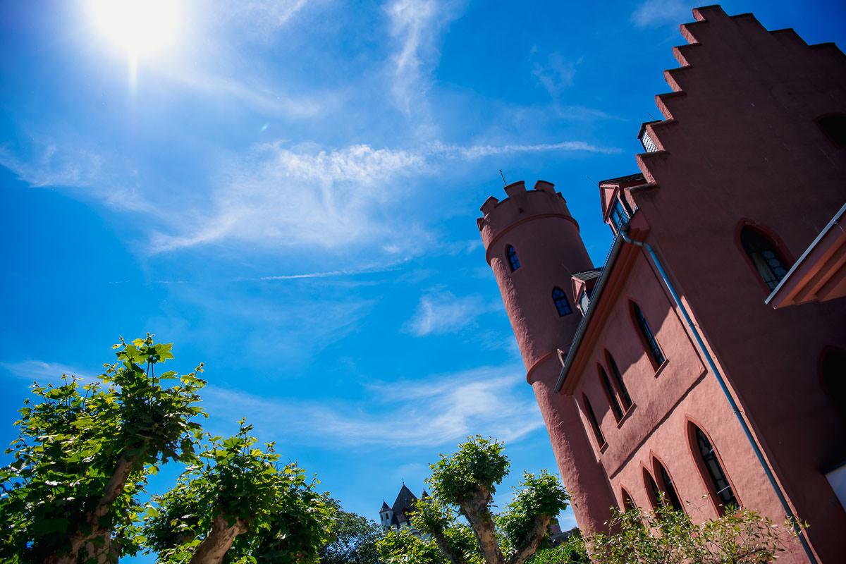 Hochzeitslocation Burg Crass