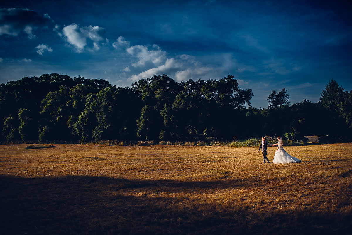 Hochzeitsfotos Villa im Tal