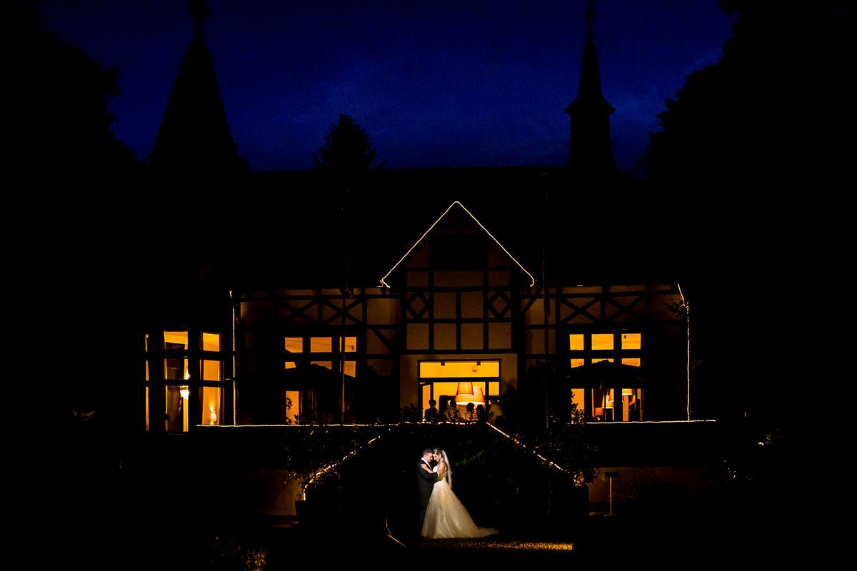 Hochzeit Villa im Tal