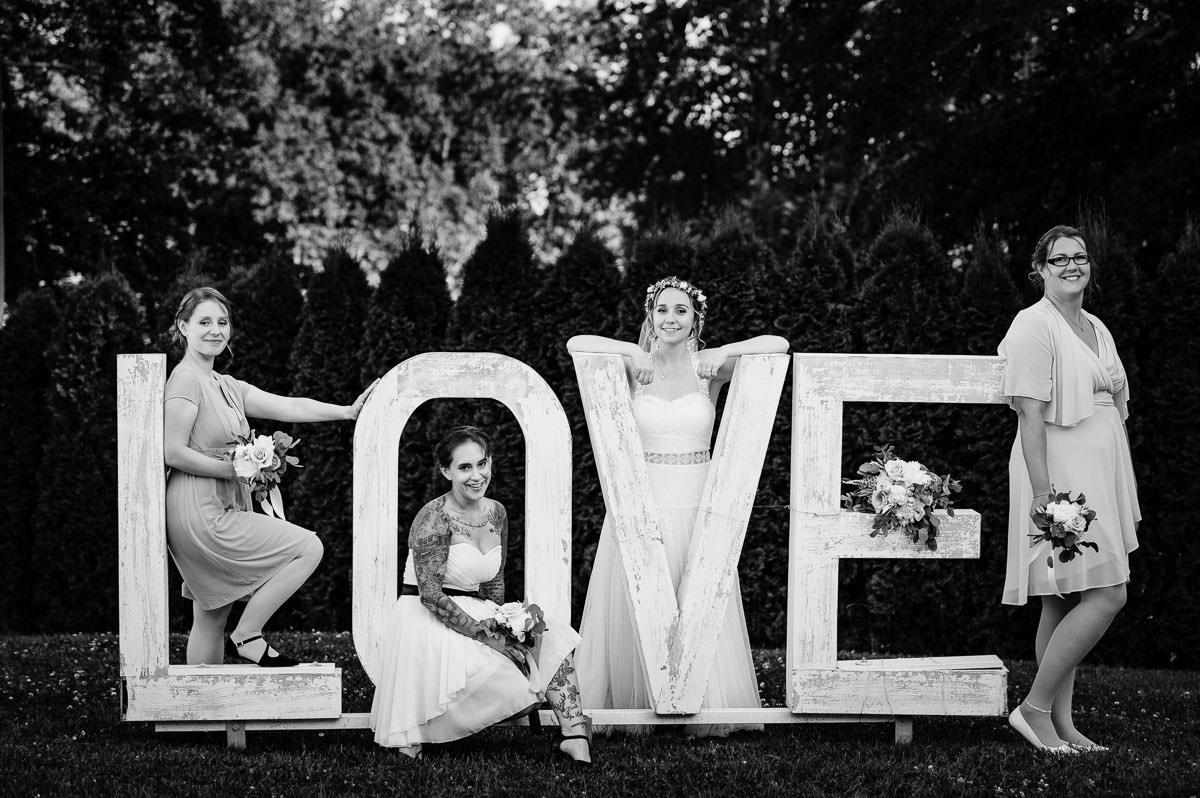 Hoher Darsberg Hochzeitsfotos