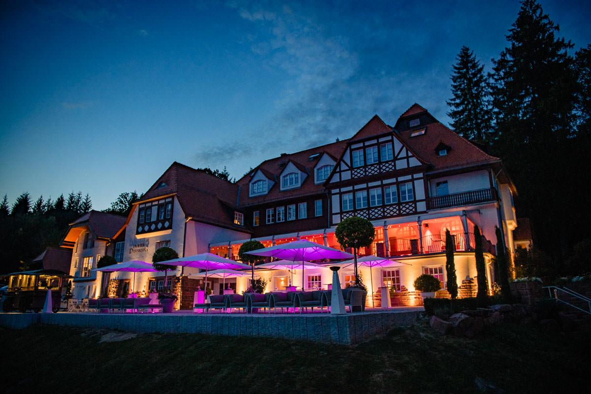 Hoher Darsberg Hochzeit Erfahrung