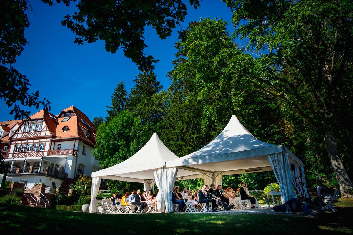 Hochzeit freie Trauung Hoher Darsberg Erfahrung