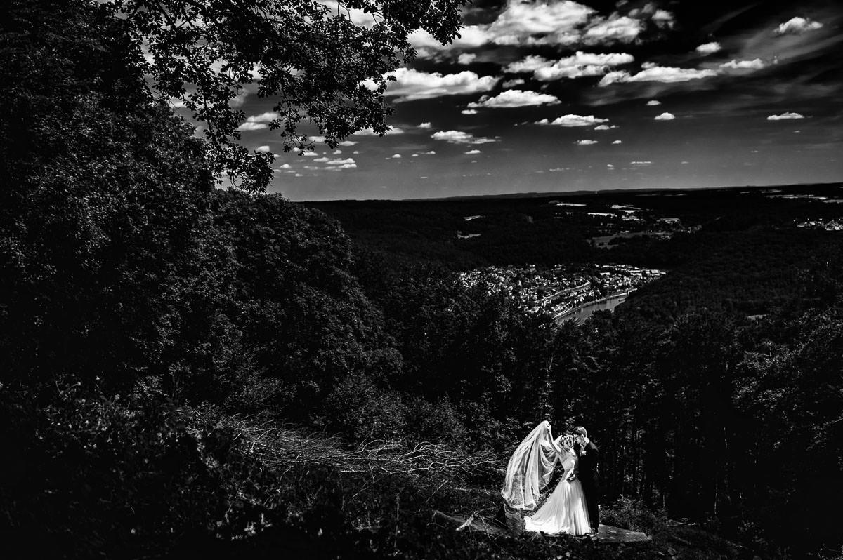Hochzeitsfotos Hoher Darsberg