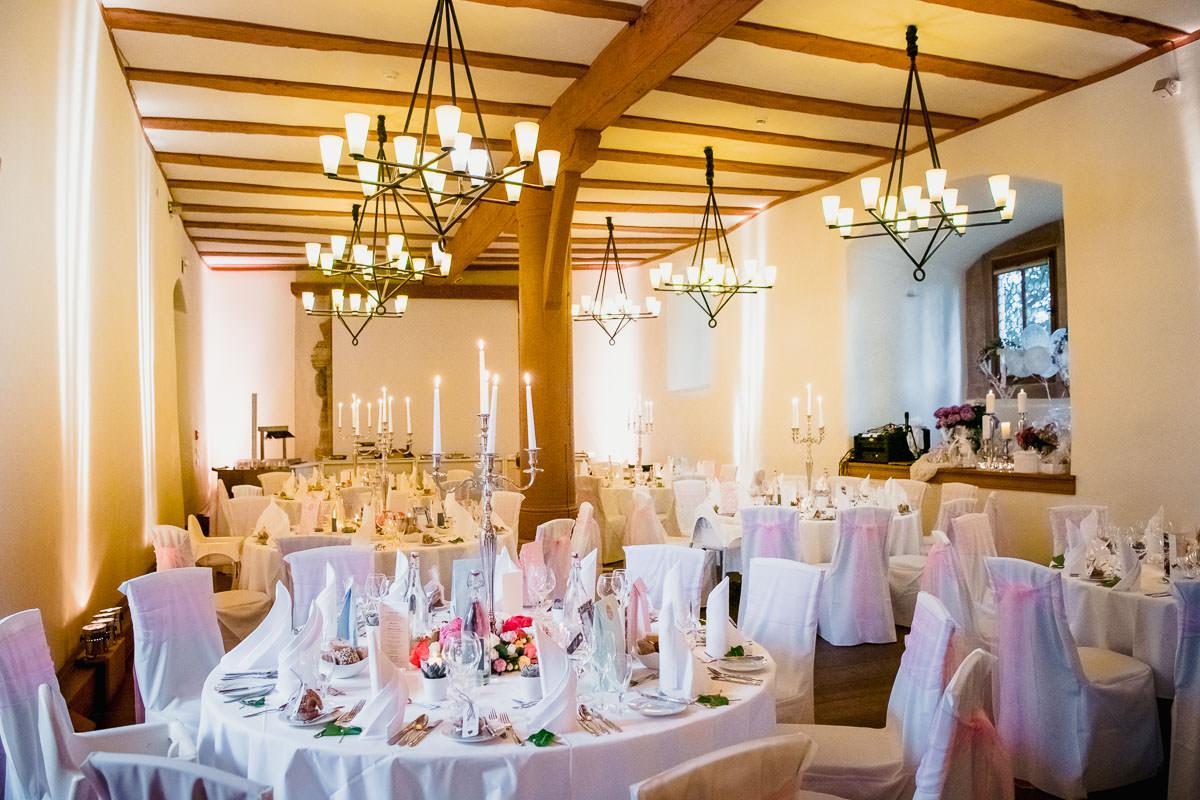Hochzeitslocation Schloss Romrod