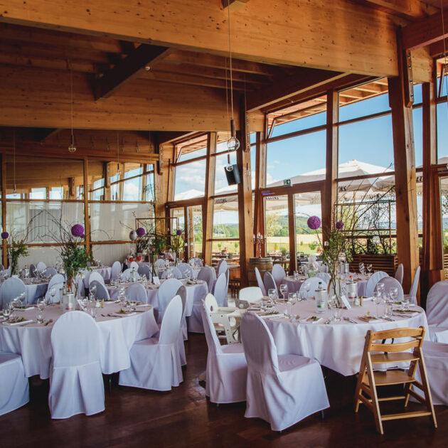 Hochzeitslocation Heckers Restaurant