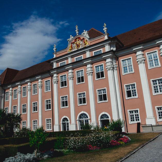 Hochzeitslocation Schloss Meersburg