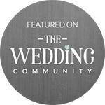 wedding community badge Hochzeitsfotografie
