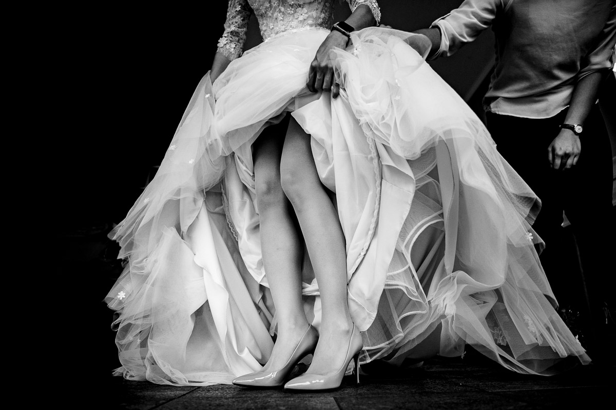 Hochzeitsfotografie - die Vorbereitungen